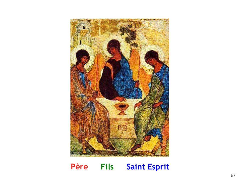 Père Fils Saint Esprit 57