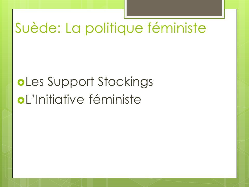 Suède: La politique féministe