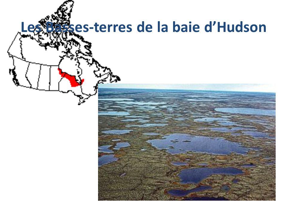 Les Basses-terres de la baie d'Hudson