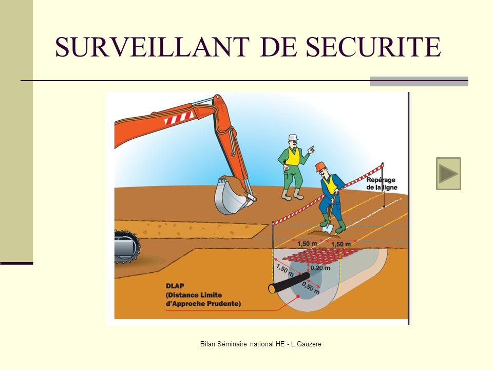 SURVEILLANT DE SECURITE