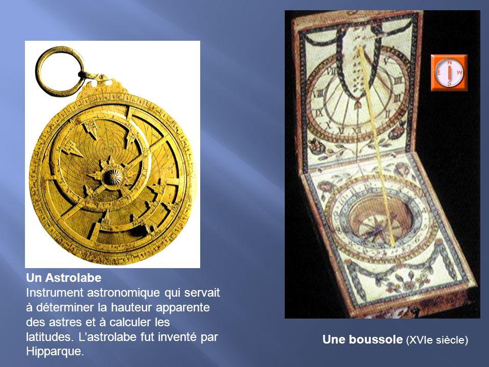 Un Astrolabe