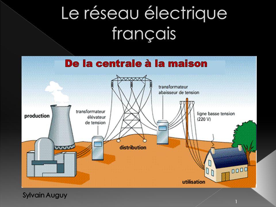 Le réseau électrique français