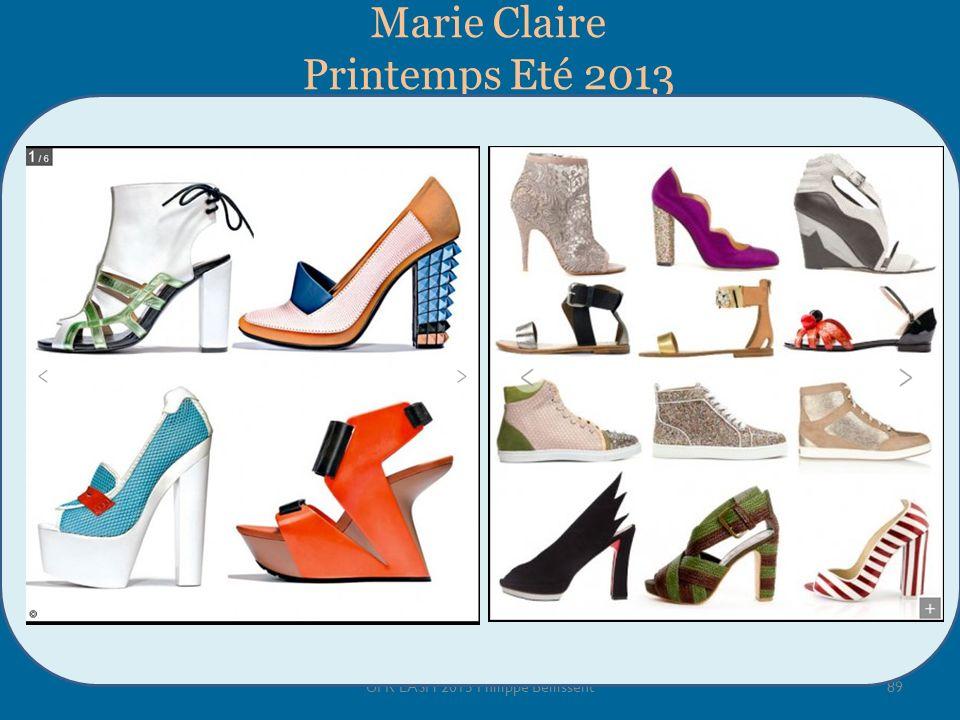 Marie Claire Printemps Eté 2013