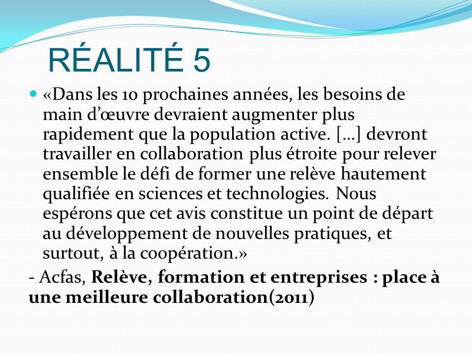 RÉALITÉ 5