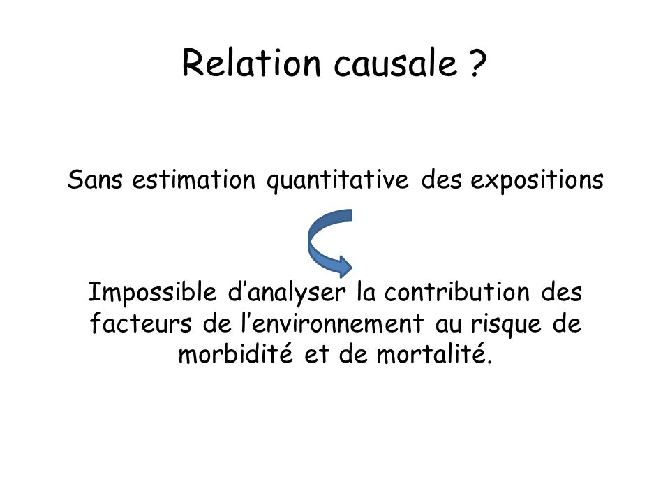 Relation causale