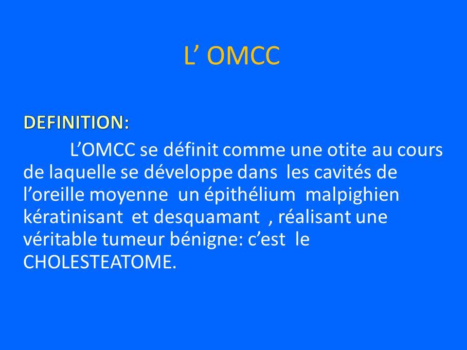 L' OMCC DEFINITION: