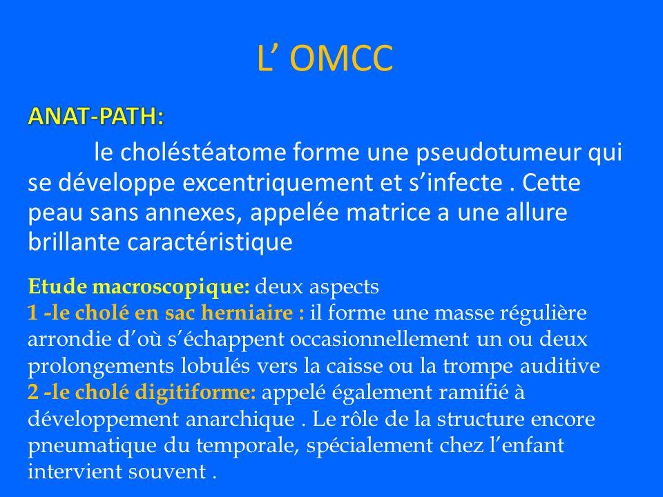 L' OMCC ANAT-PATH: