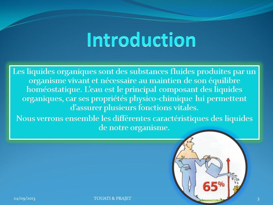 LPVM Les liquides de l organisme