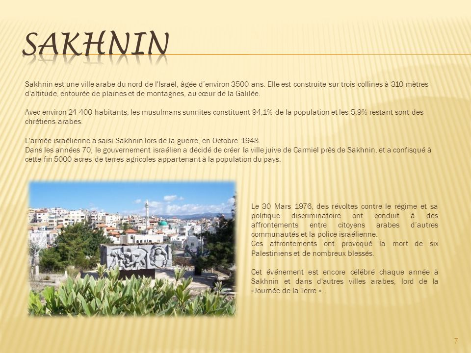 Sakhnin