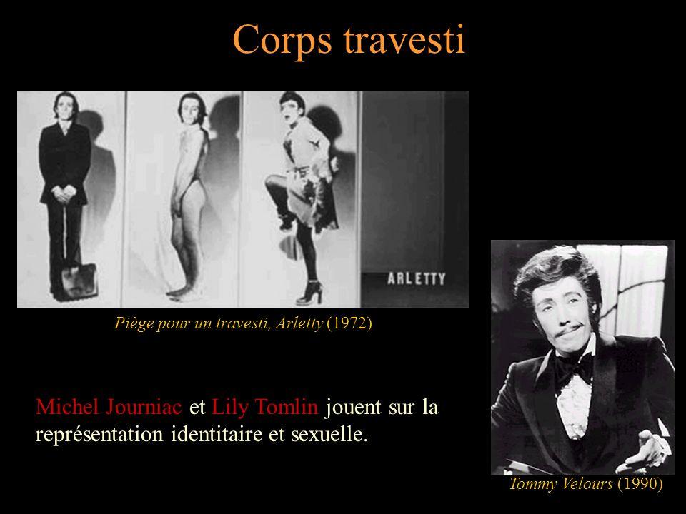 Piège pour un travesti, Arletty (1972)