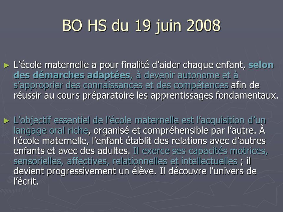 BO HS du 19 juin 2008
