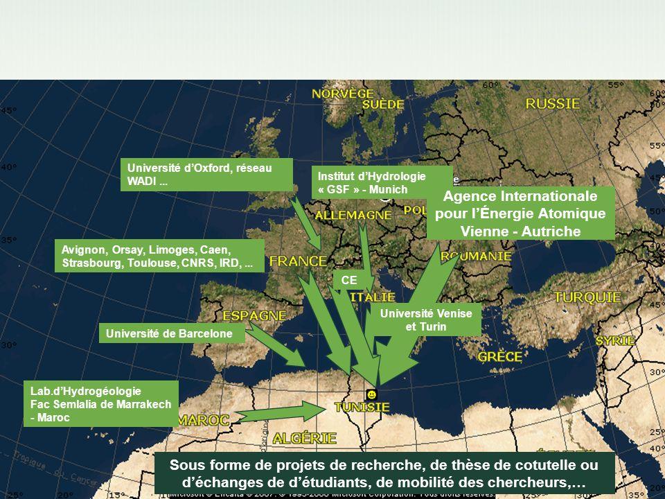 Agence Internationale pour l'Énergie Atomique Vienne - Autriche