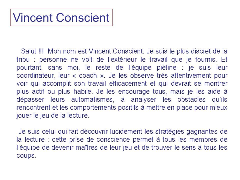 Vincent Conscient