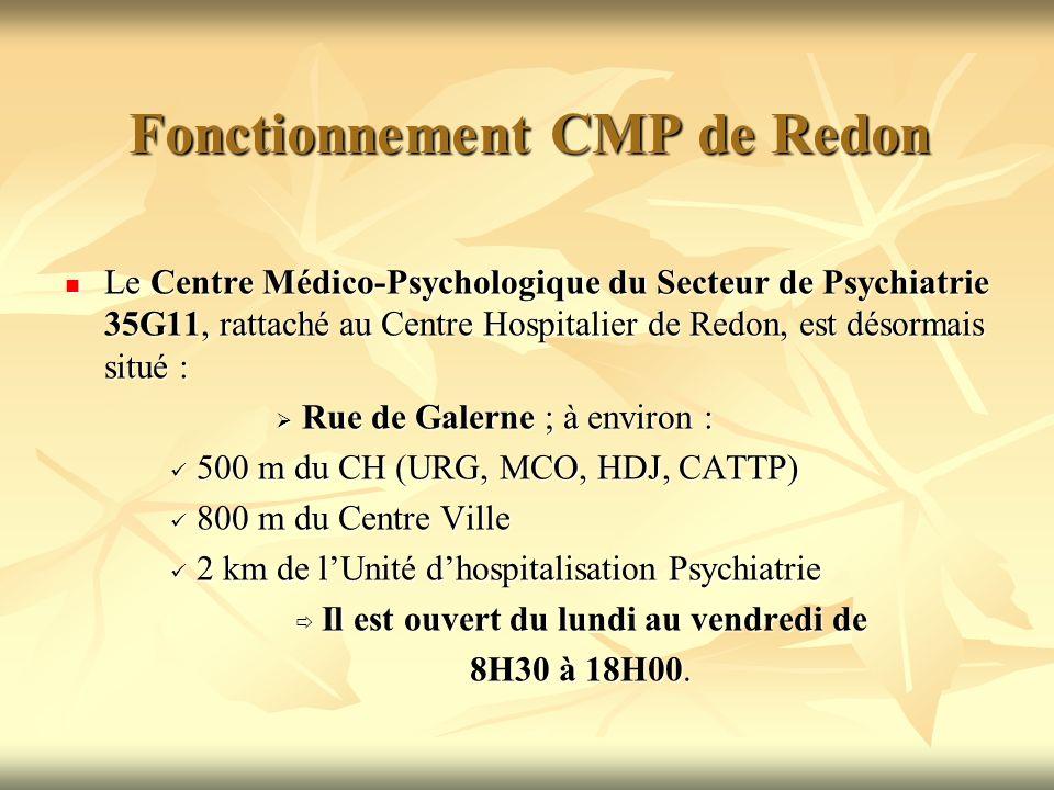 Fonctionnement CMP de Redon