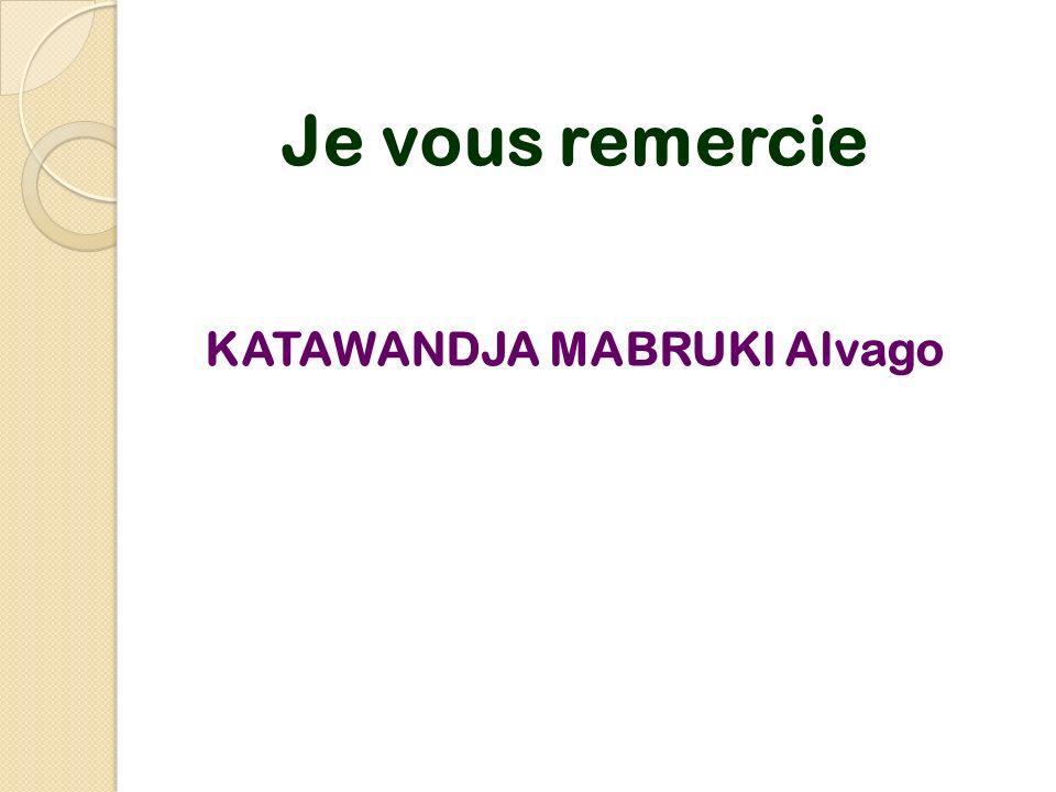 KATAWANDJA MABRUKI Alvago