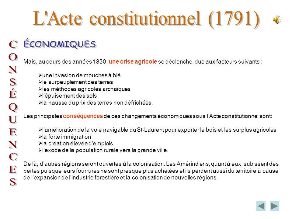L Acte constitutionnel (1791)
