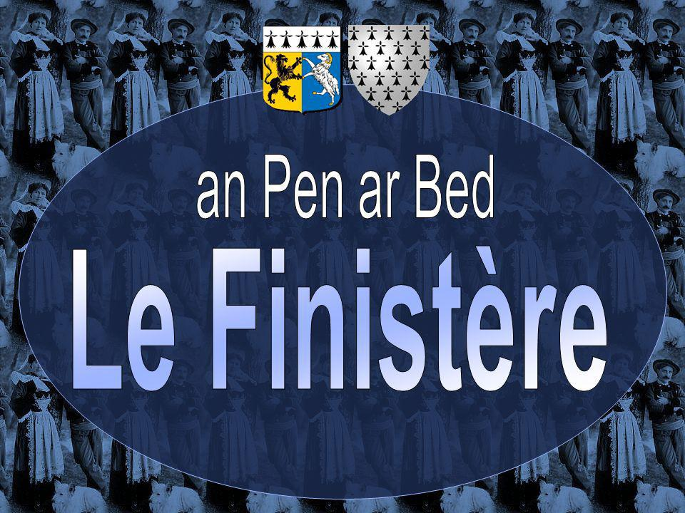 an Pen ar Bed Le Finistère