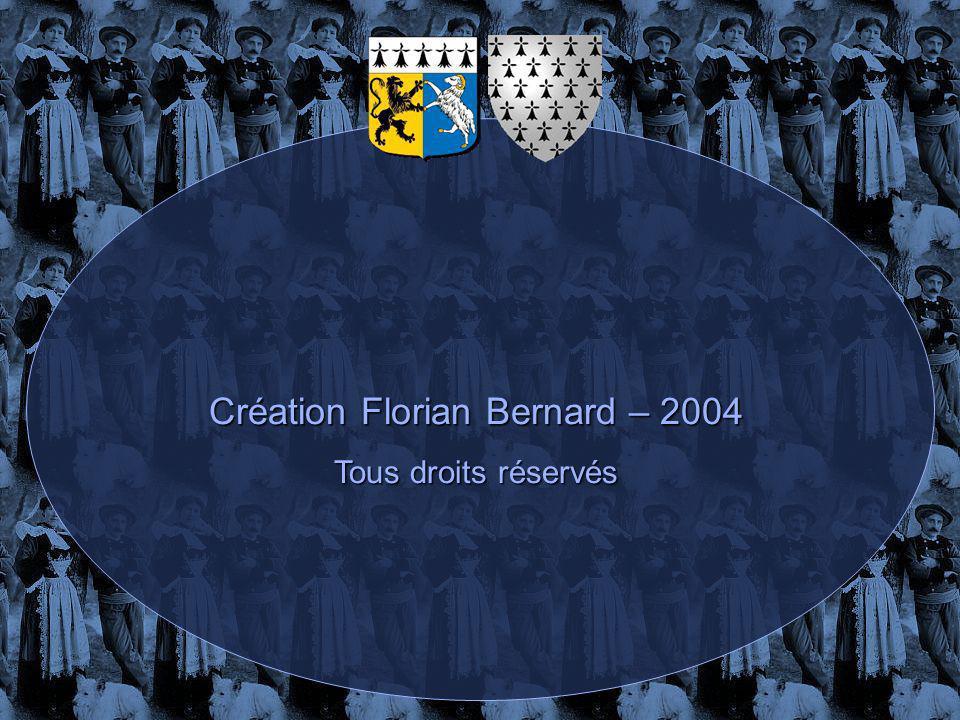 Création Florian Bernard – 2004