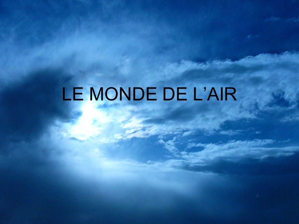 LE MONDE DE L'AIR