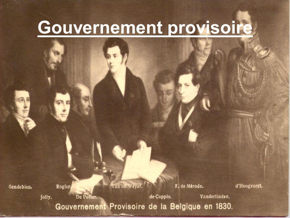 Gouvernement provisoire