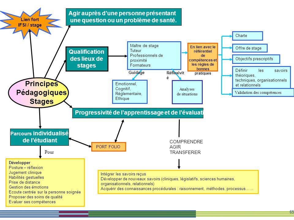 Principes Pédagogiques Stages
