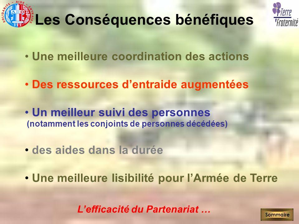 Les Conséquences bénéfiques
