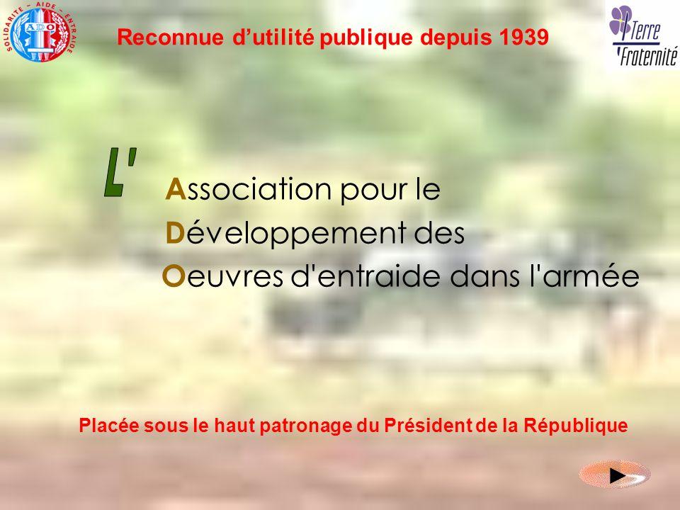 L Association pour le Développement des