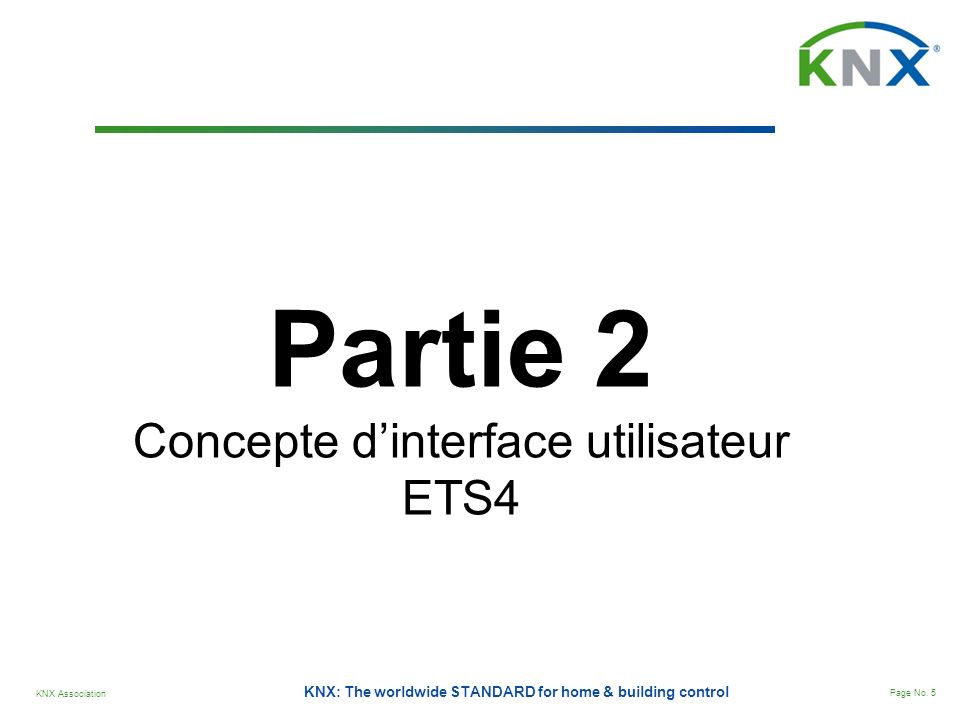 Concepte d'interface utilisateur ETS4