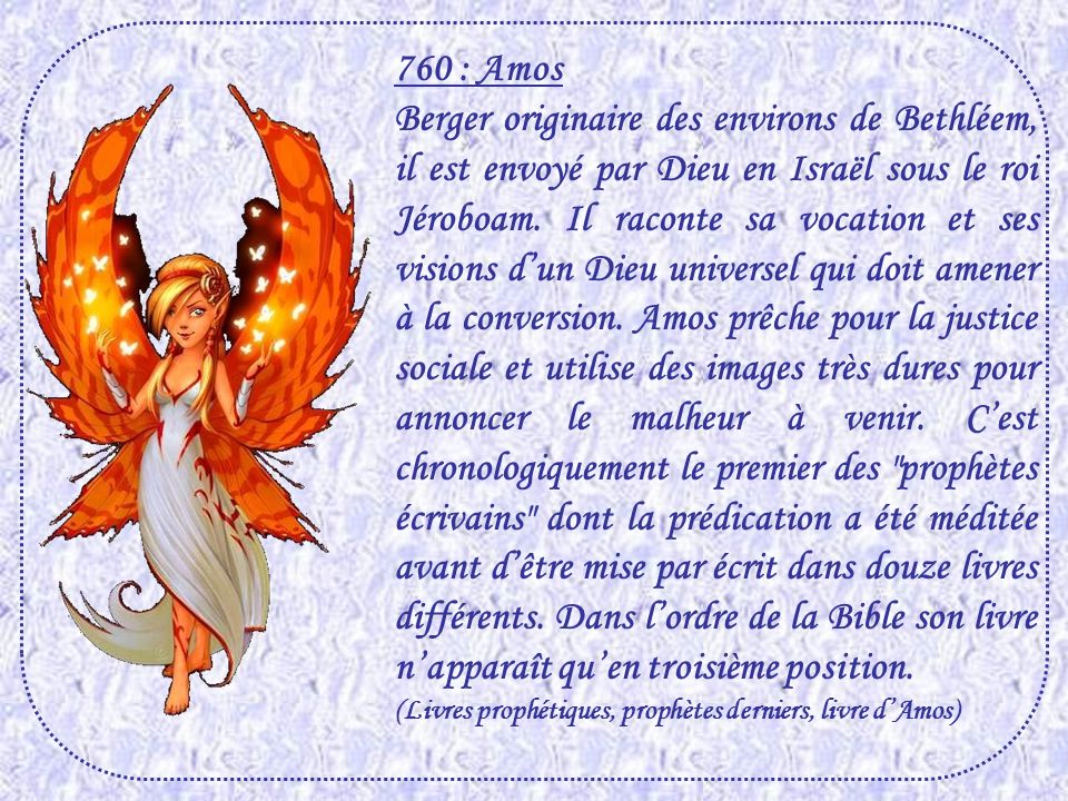 760 : Amos