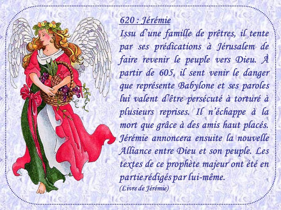 620 : Jérémie