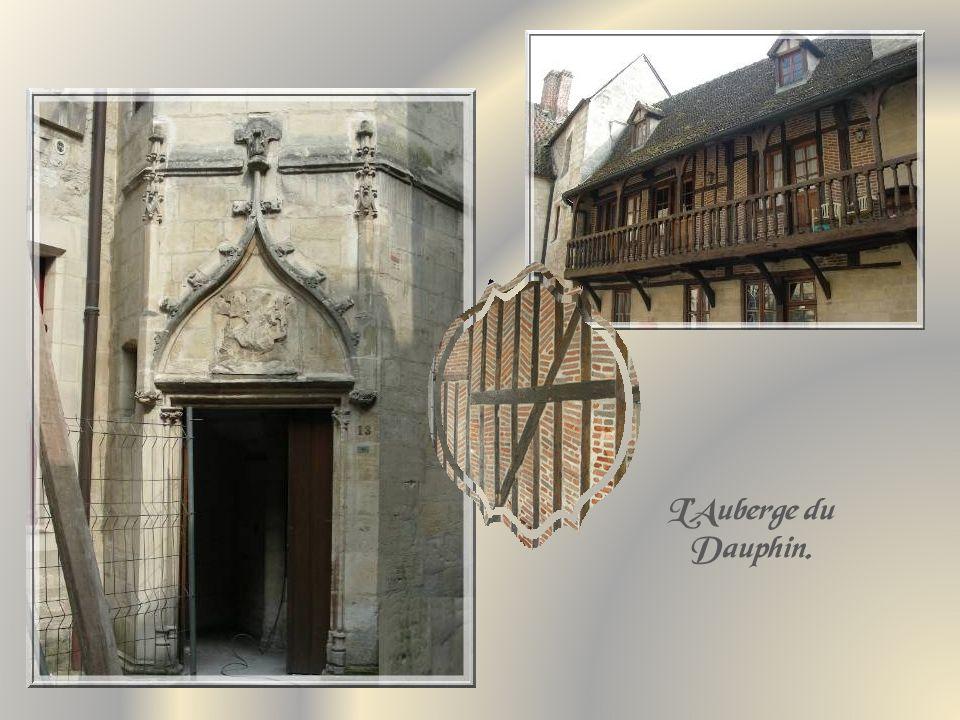 L'Auberge du Dauphin.
