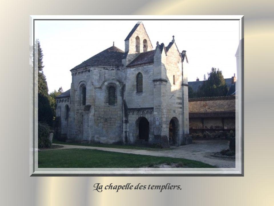 La chapelle des templiers.
