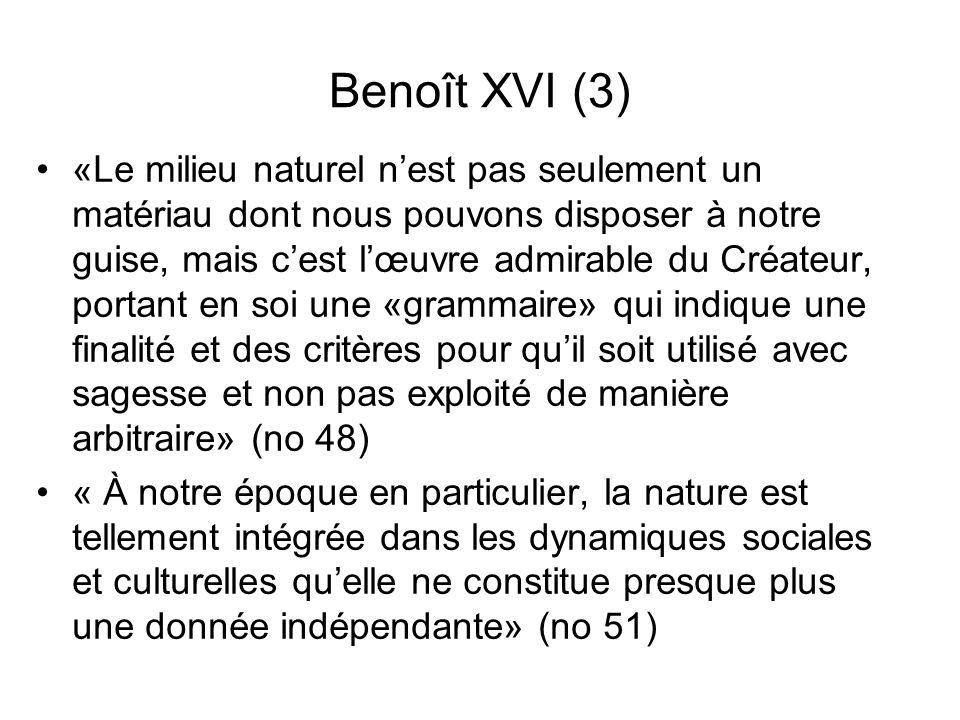 Benoît XVI (3)