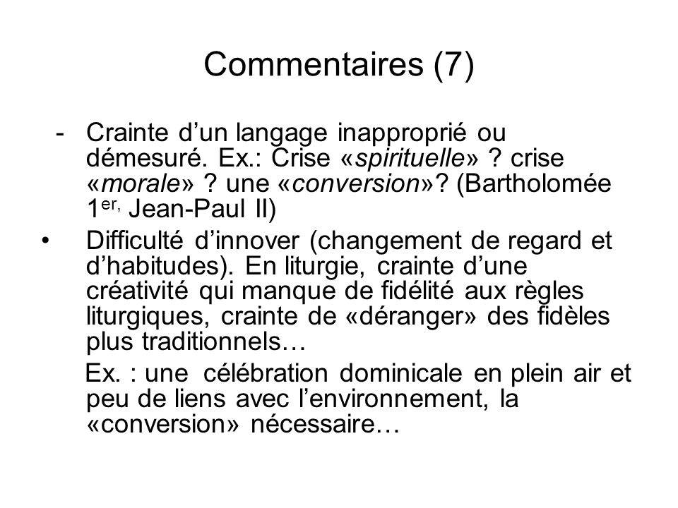 Commentaires (7)