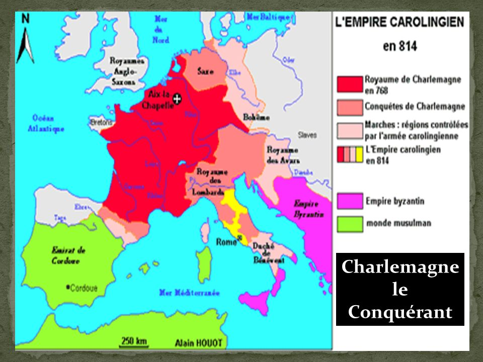Charlemagne le Conquérant