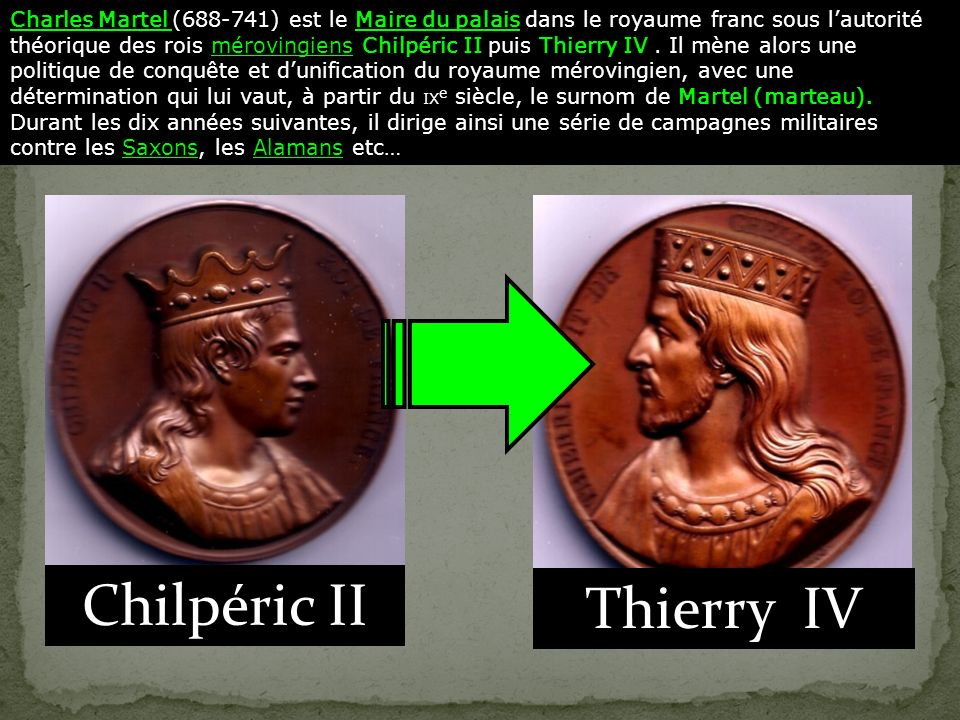 Chilpéric II Thierry IV