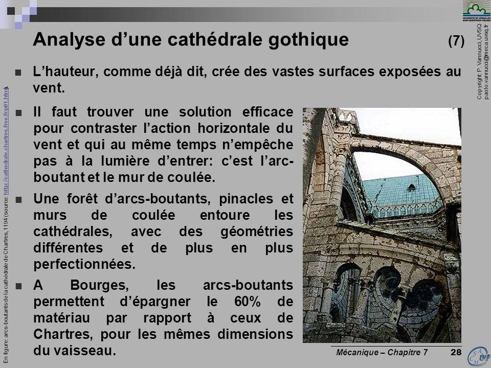 Analyse d'une cathédrale gothique (7)