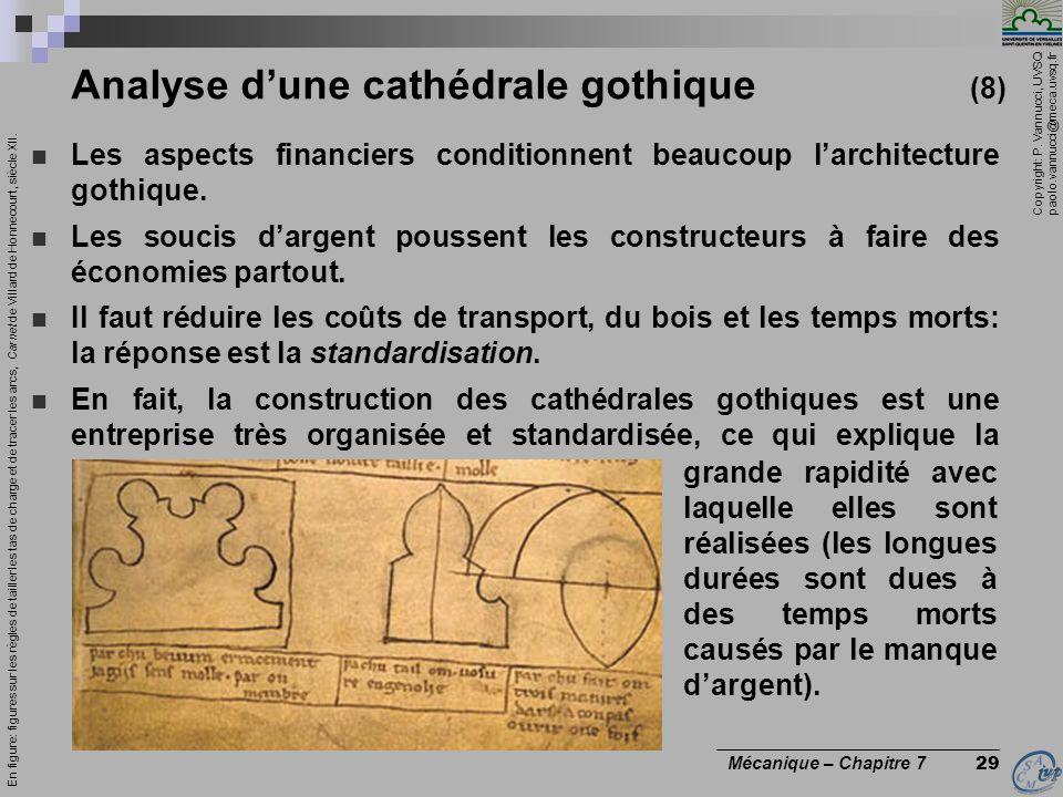 Analyse d'une cathédrale gothique (8)