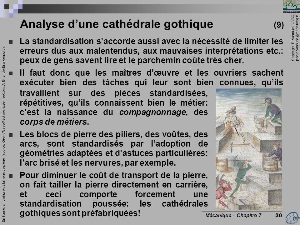 Analyse d'une cathédrale gothique (9)