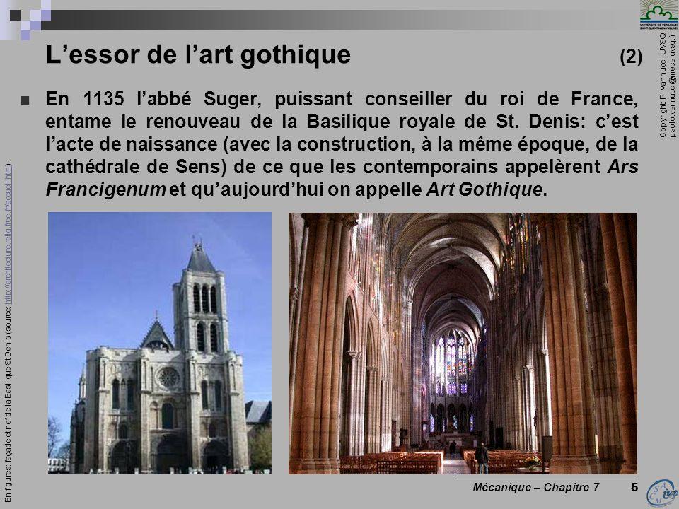 L'essor de l'art gothique (2)