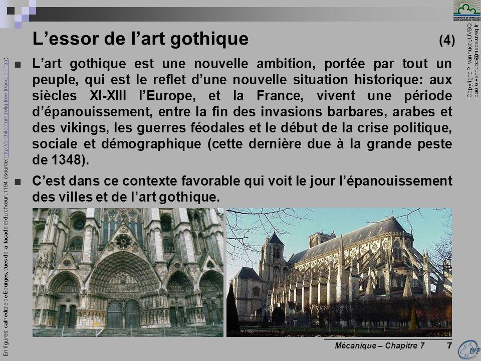 L'essor de l'art gothique (4)