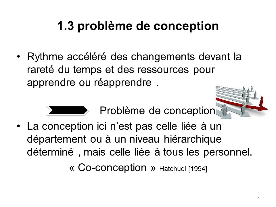 1.3 problème de conception