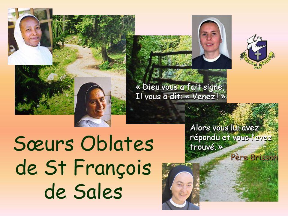 Sœurs Oblates de St François de Sales