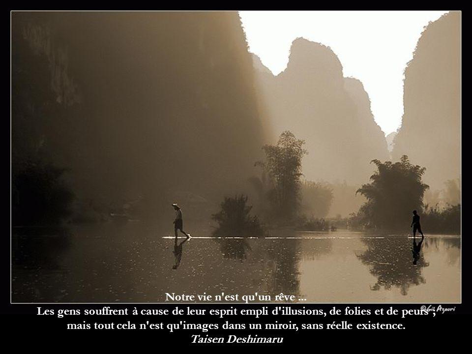 Notre vie n est qu un rêve ...