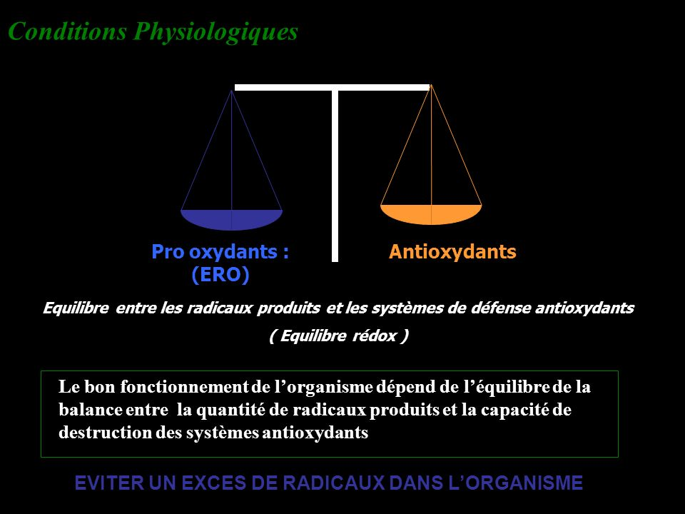 Conditions Physiologiques