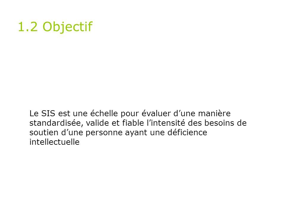 1.2 Objectif