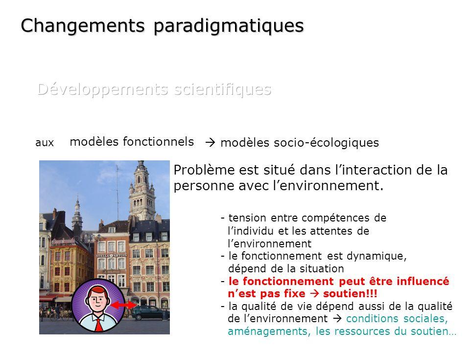 Changements paradigmatiques