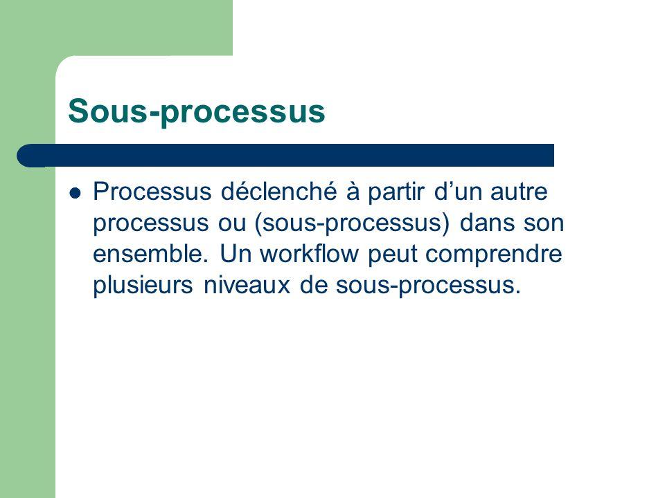 Sous-processus
