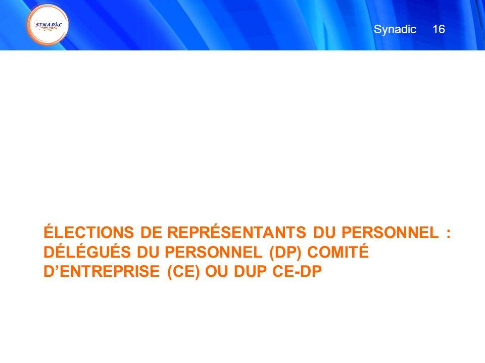 Synadic 16.