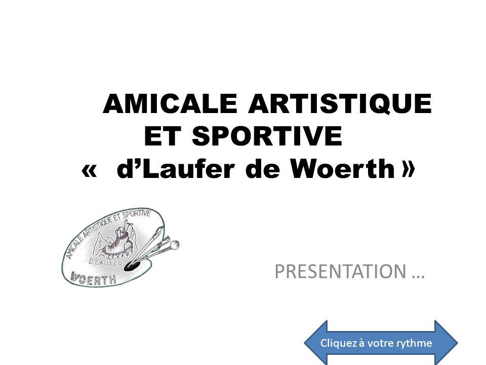 AMICALE ARTISTIQUE ET SPORTIVE « d'Laufer de Woerth »